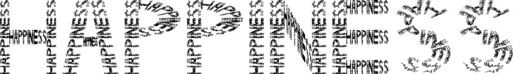 Hoang mang fractal hạnh phúc (happiness)